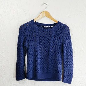 Knitted & Knotted {Anthropologie} Sweater